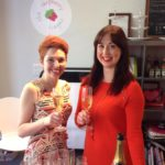 The Raspberry Cakery was founded by Rhian and Helen