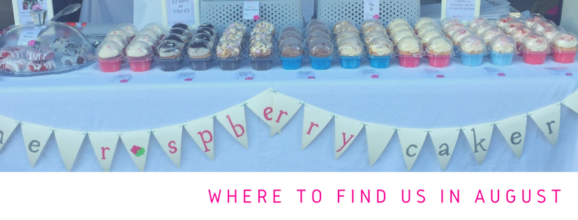 Where to find us at markets in August