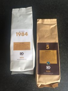 SO Coffee Blends - 1984 & Front 5
