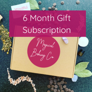6 Month Magical Baking Box Gift Subscription