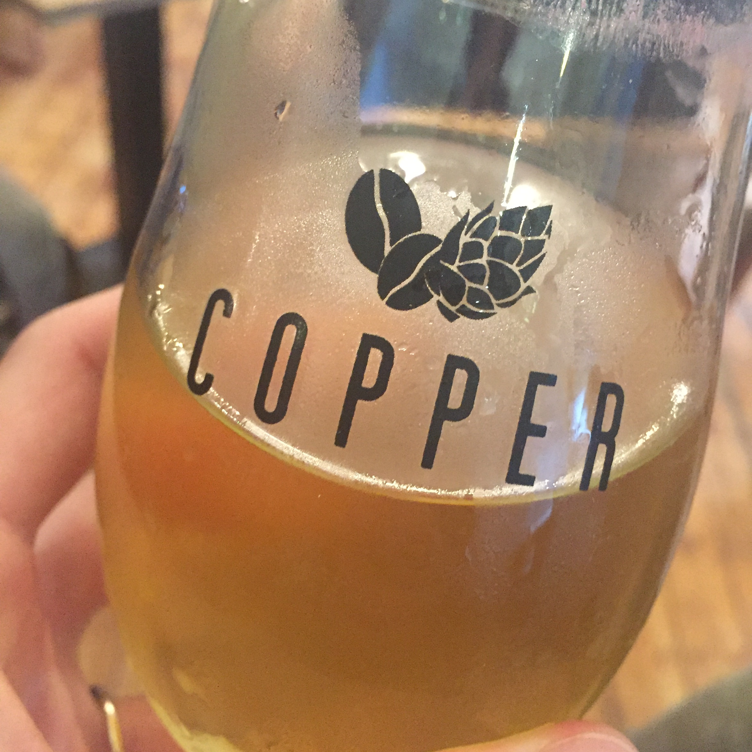 Boss Beer at Copper