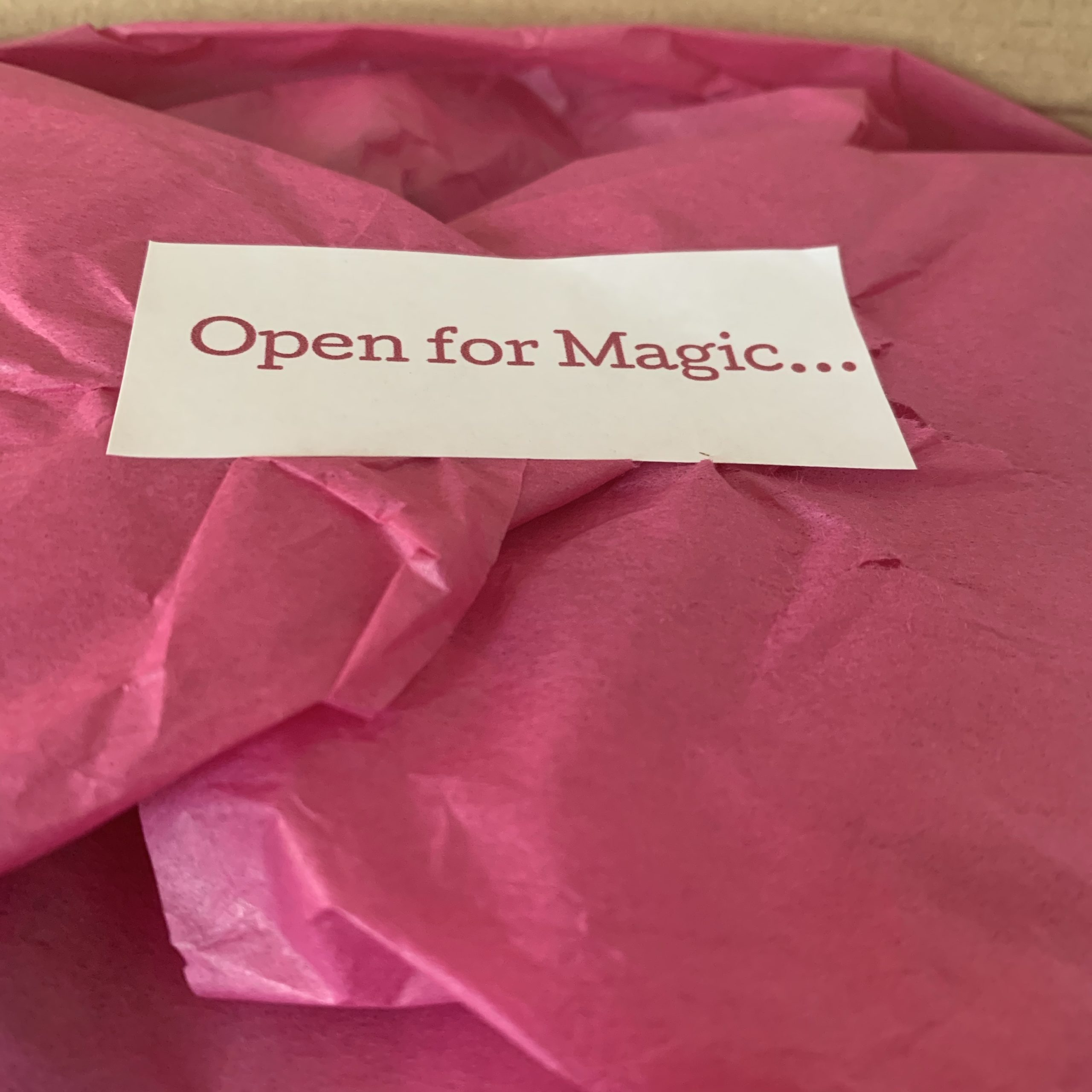 NEW Magical Baking Boxes